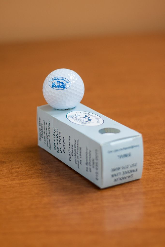 3 golf ball gift box