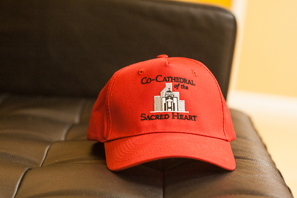 Co-Cathedral of the Sacred Heart baseball cap