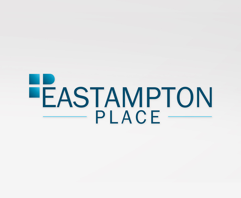 Eastampton Place logo design