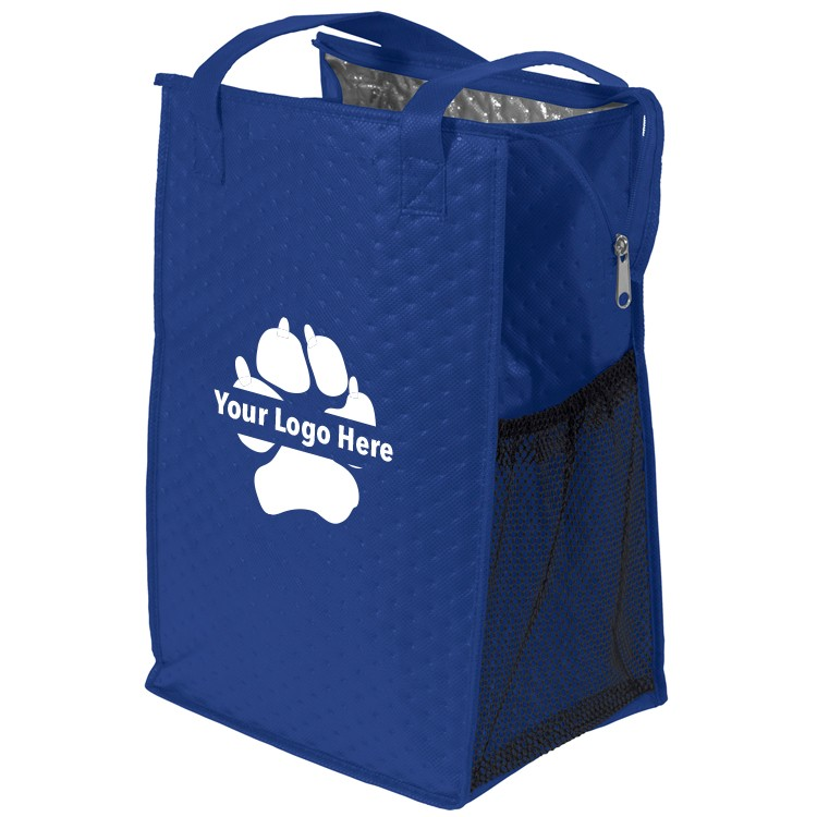 imprinted insulated lunch bag
